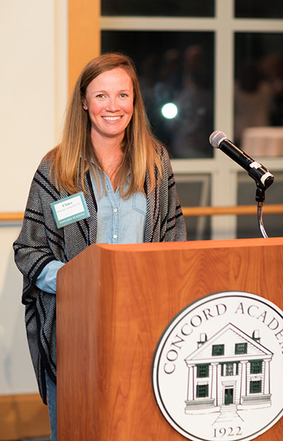 Claire Moriarty Schaeffer '05